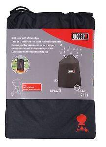 weber abdeckhaube premium 7141 f r master touch 47cm grill schutzh lle abdeckung ebay. Black Bedroom Furniture Sets. Home Design Ideas