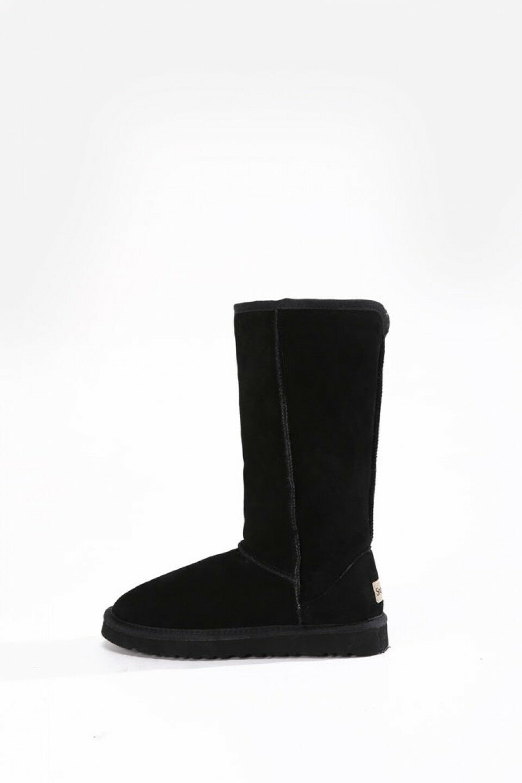 Pata de nieve para mujer ante y lana Merino Tire al de resistente al Tire agua Alto botas De Invierno dd332f