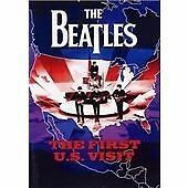 1 of 1 - The Beatles - First U.S. Visit [Apple DVD] (Live Recording/+DVD, 2004)