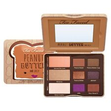 Too Faced PEANUT BUTTER AND JELLY Eyeshadow Collection - BNIB