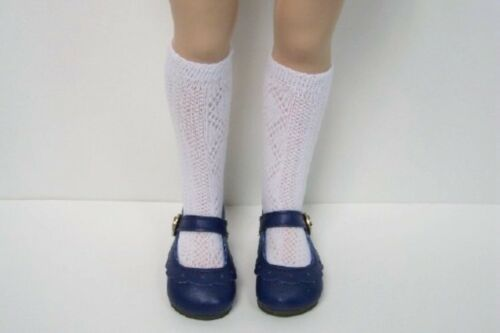 """Debs NAVY BLUE Classic Shoes For 16/"""" Kish Dolls Spring Summer Winter Fall"""