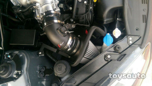 AF Dynamic Air Filter intake *Red* for Genesis Coupe 13-16 3.8L V6 Heat Shield