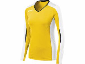 ASICS Women's Roll Shot Jersey Volleyball Apparel BT1730