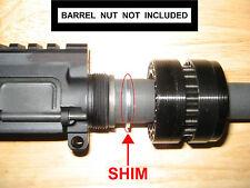 Pro Free Float Quad Rail Barrel Nut Shim Kit 5.56,.223,7.62x39,Blackout AAC 300