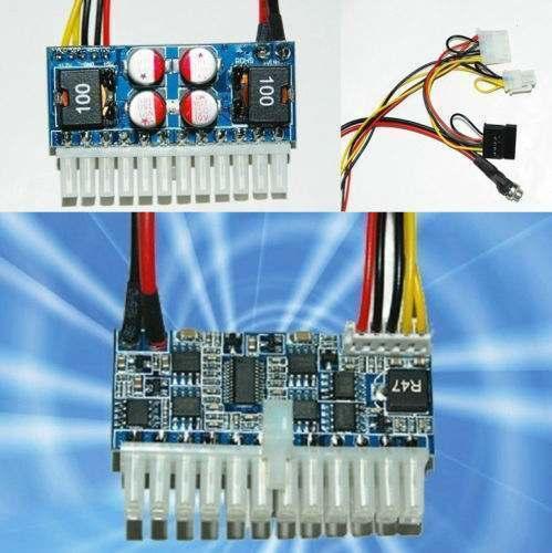 24Pin PICO-BOX 160W DC ATX Switch PSU Car Mini ITX ATX High Power Supply 12V