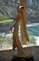 Giuseppe Armani LADY WITH PEACOCK Figurine