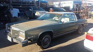 1980 80 1981 81 1982 82 cadillac eldorado biarritz left fender used 1980 Cadillac Eldorado Biarritz image is loading 1980 80 1981 81 1982 82 cadillac eldorado