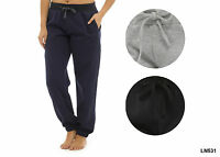 Ladies Joggers Jogging Bottoms Trousers Sizes 8 - 18 Yoga Gym Sports Training