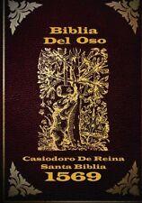 Biblia Del Oso: La Versión Original De Casiodoro De Reina 1669 (Spanish Edition)