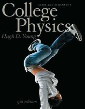 College Physics by Hugh D. Young, 9th Edition (Hardcover)