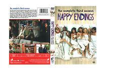 Happy Endings Third Season (3 Discs) DVD R1