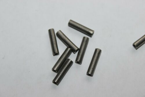 Fly Tying Tungsten Tubes ready lined 26mm or 13mm