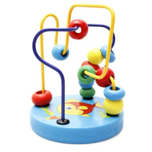 Newborn Baby Beads Count Toys Toddler Interactive Intelligence Educational Toys
