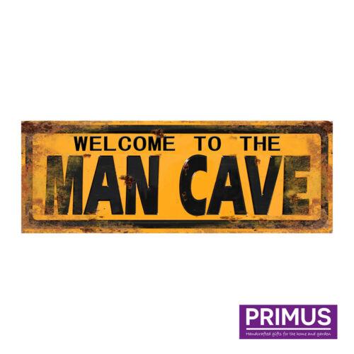 Padri Giorno Regalo per uomo grotta muro in metallo segni placche in metallo consegna gratuita D6