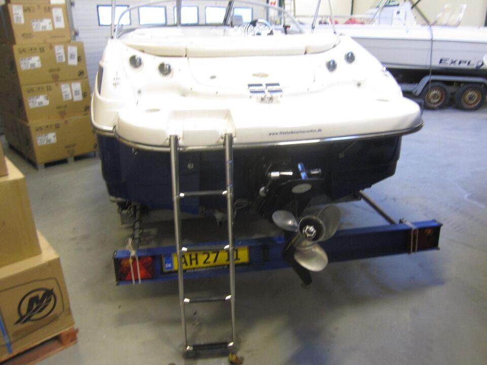 Starcraft 195 I/O, Speedbåd, årg. 2013