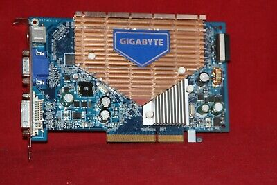 CW340 P508 XFX nVidia GeForce 7600 GS 256 MB DDR2 AGP Graphics Card.