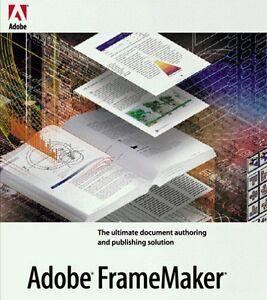 adobe framemaker price