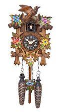 Quartz Cuckoo Clock Swiss house with music TU 4226 QM NEW