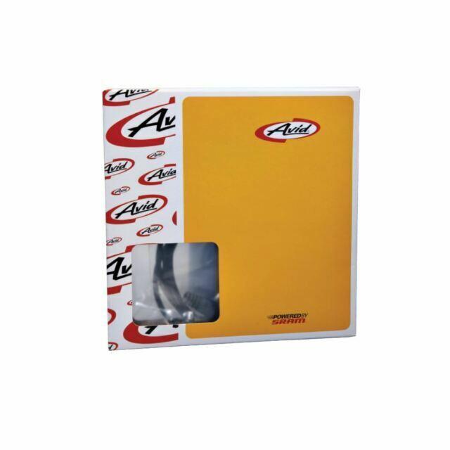Avid//SRAM Black Hydraulic 2 Meter Hose Kit Fits Code Elixir3 Juicy3 LevelT Level
