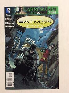 DC-COMICS-BATMAN-INCORPORATED-4-5-6-7-THE-NEW-52
