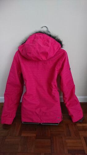 Ski Snowboard 10 Skiing Snowboarding S Coat Lacker Size 5 Ladies 8 Surfanic w7qTT