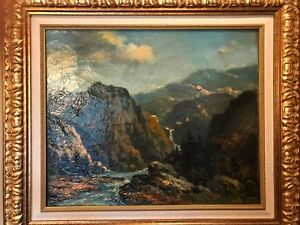 James-David-Smillie-Original-Oil-Painting