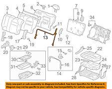 Honda Genuine 82116-S3V-A11ZG Seat Cover