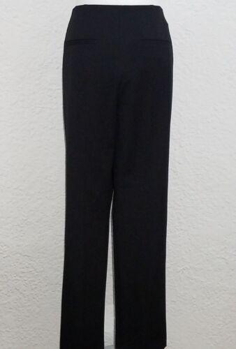 formato nero autentico Talbots L carriera donna professionale 12 da Pantalone nuovo da 14 lavoro 4pwHqzxp