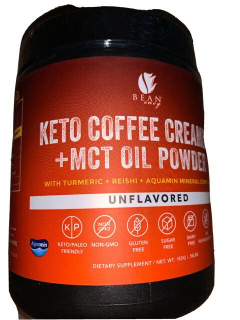 Keto Coffee Creamer - MCT Oil and Coconut Milk Powder ...
