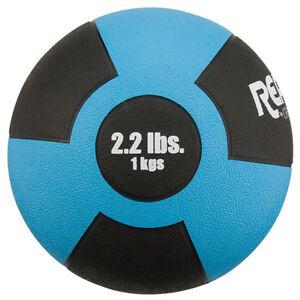 1kg-Champion-Barbell-Reactor-Rubber-Medicine-Ball