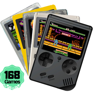 2019-Handheld-Game-Console-3-0-034-Retro-FC-TV-Game-168-Games-Portable-Game-Players