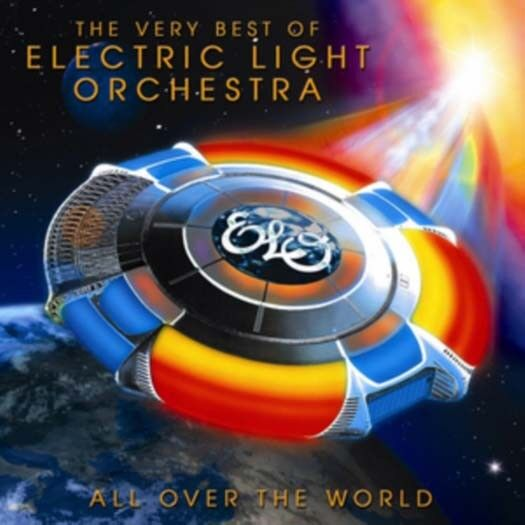 ELO All Over The World BEST OF Double LP Vinyl BRAND NEW