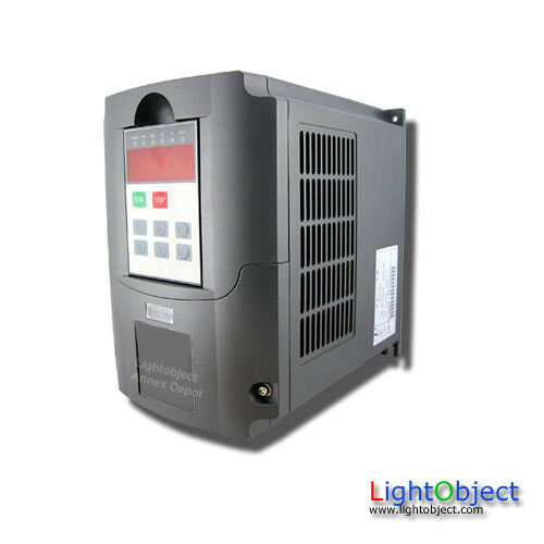 3.0KW AC110V Variable Frequency Drive VFD for CNC Spindle