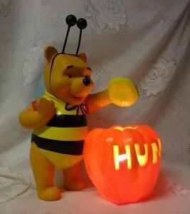 image is loading vintage halloween decoration plastic disney winnie the pooh