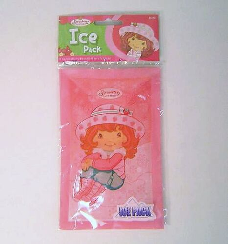 Strawberry Shortcake Soft Ice Pack Freezer Pack