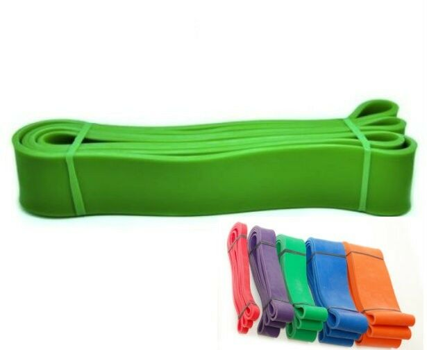 Assisted Pull Up Resistance Bands - Crossfit Resistance Up Band - Stretching - Power - Pullup 881035