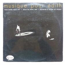 Musique pour Edith Piaf MICHEL EMER Buena Vista records 33 VS 571