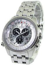 Citizen Eco-Drive Perpetual Calendar Chronograph BL5400-52A Men's Watch
