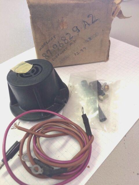 Mercury 87- 96829a2 OUTBOARD Overheat Alarm Kit