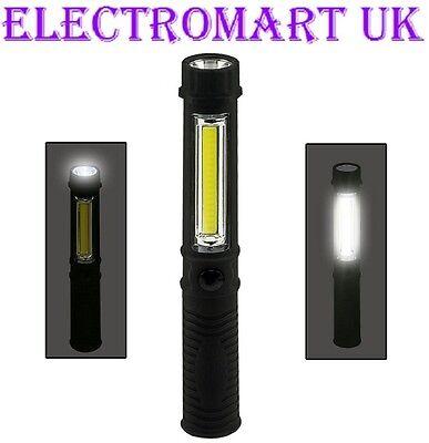 Uni-Com 8 LED Pocket Light with 1W Torch