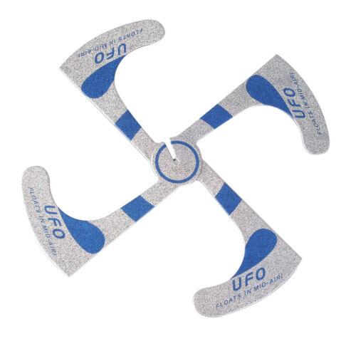 16cm x Zauberartikel schwebende Scheibe UFO Zauberer Magie Trick Spielzeug