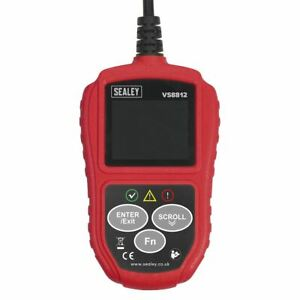 Sealey-EOBD-Code-Reader-Reset-Tool-With-Live-Data