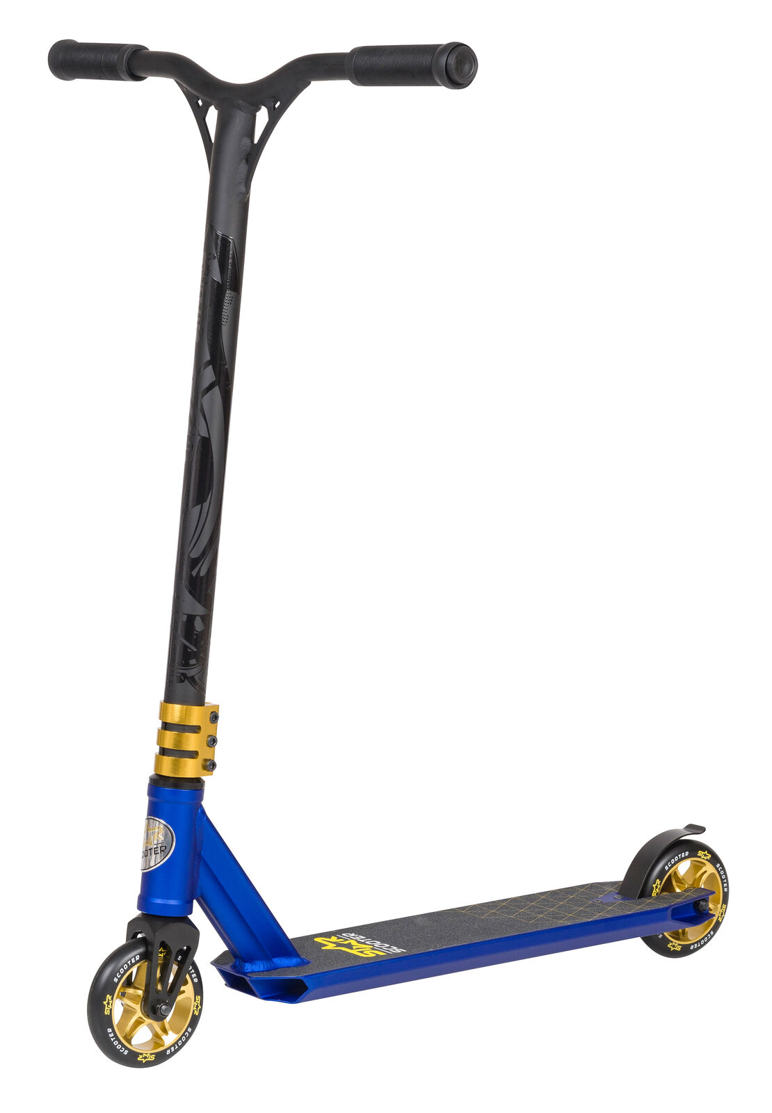 STAR-SCOOTER Freestyle Stunt Scooter Monopattino 2 | ruote semi prof. | 2 110mm fcb95d