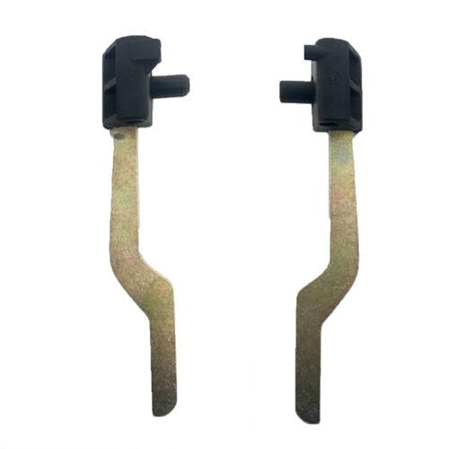 2000-2006 BMW E46 Convertible Top Lock Latch Lever Repair Kit RH LH PAIR NEW