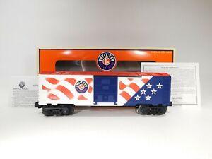 Lionel-O-Gauge-BC-Flag-Day-Car-W-Lights-6-26777-C-93-TOTES1