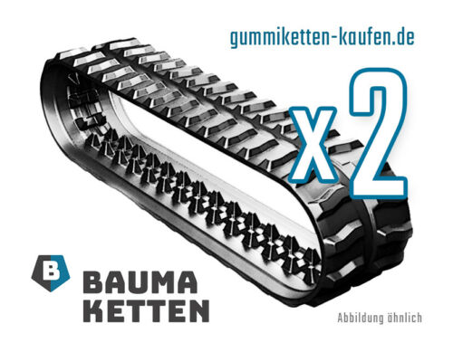 Gummikette 230x72x48 KUBOTA KC110 NEUSON 1700 1702 1900 1902 2200 2201 2202 RK15