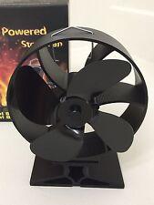 Italian Designed Eco Stove Log Burner heat powered stove Fan Eco Friendly