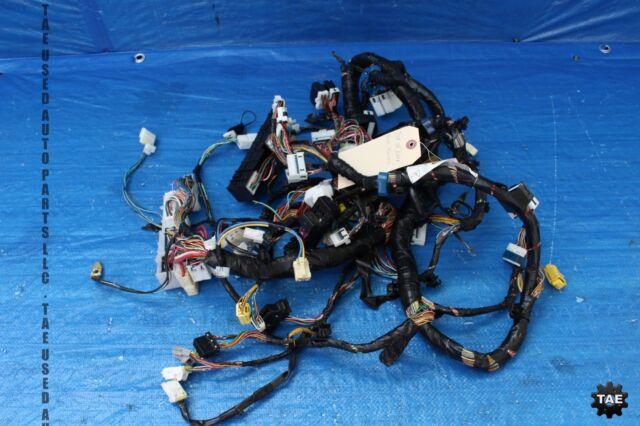 2008 Mitsubishi Lancer Evolution X Mr Oem Dashboard Wire