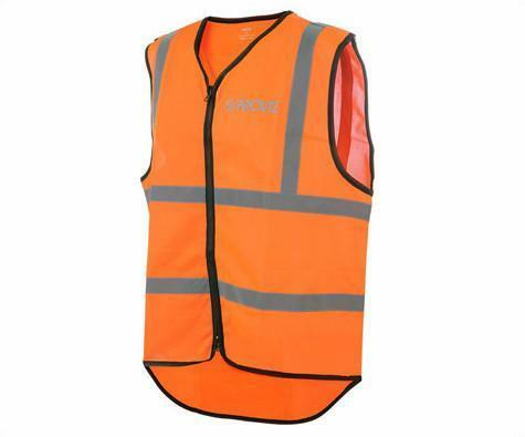 Proviz Nightrider High Reflective Visibility Reflective High Vest (Orange Medium) Bike 2aaa19