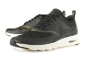 Nike Air Max Thea size 6.5 in medium olive